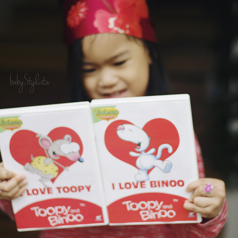I Love Toopy & Binoo DVD Valentine #Giveaway USA/CAN