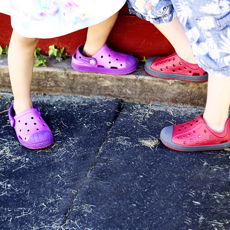 Crocs Bump It Up a Notch #Review #Giveaway USA/CANADA
