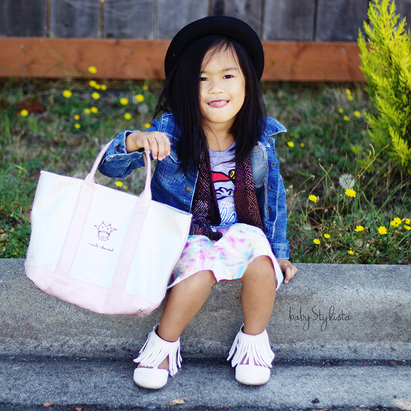 Totes! The Fall Essential, Must-Have Accessory for Little Girls – Marie Chantal #Review #Giveaway