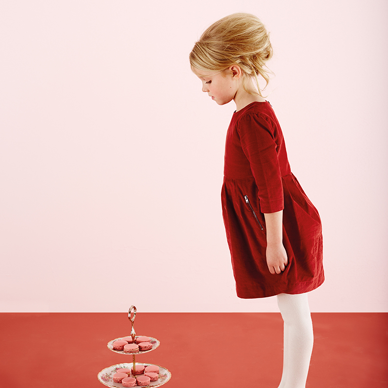 Marie-Chantal AW2015 Holiday Children's Wear :: Posh Play Microfashion