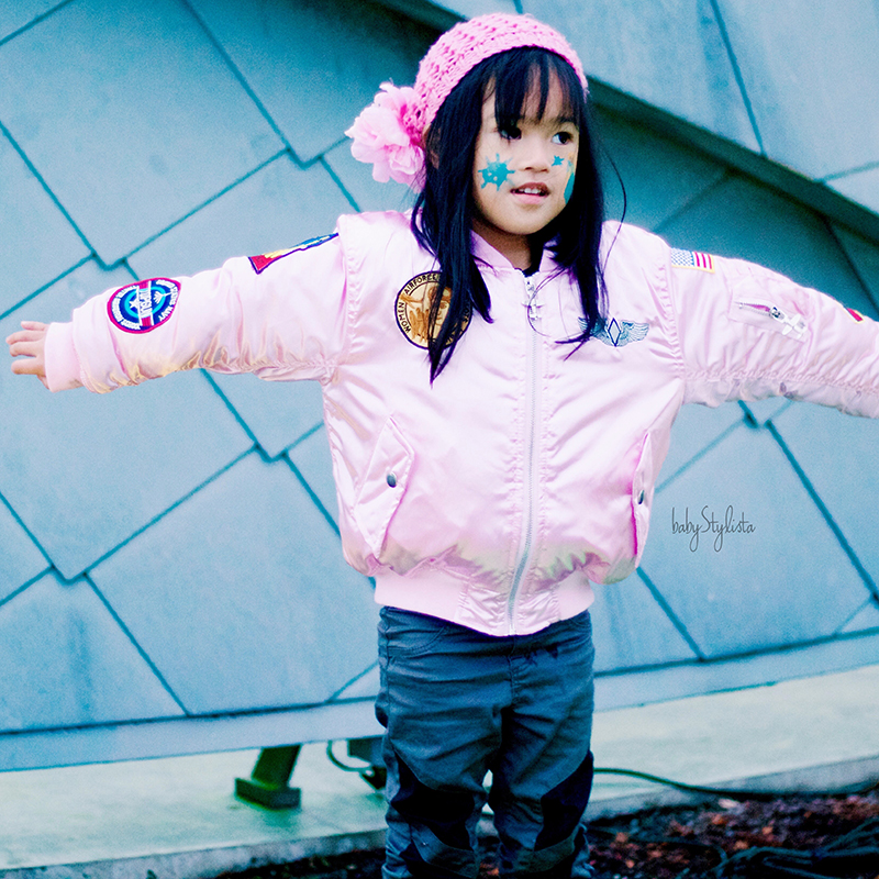 From Princess to Air Force Pilot :: Microfashion for Pretend Play Up and Away Jackets