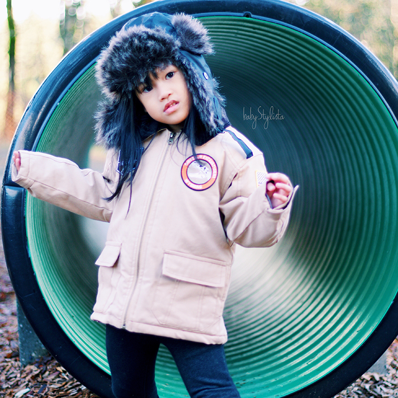 From Princess to Paleontologist :: Microfashion for Pretend Play Up and Away Jackets