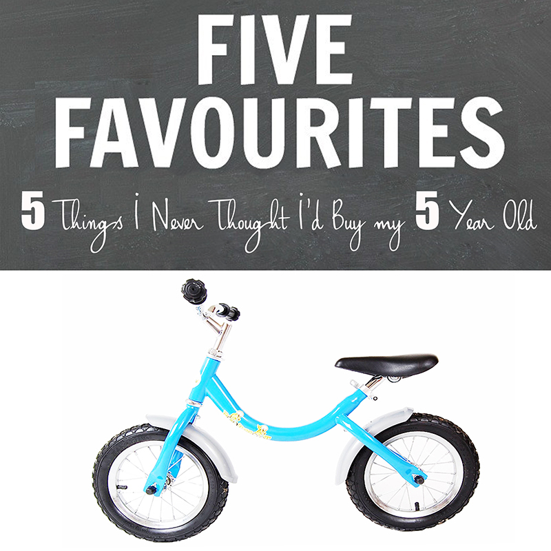 5 Fave Things I Never Thought I Would Buy My 5 Year Old :: Vol. 24 #5Faves