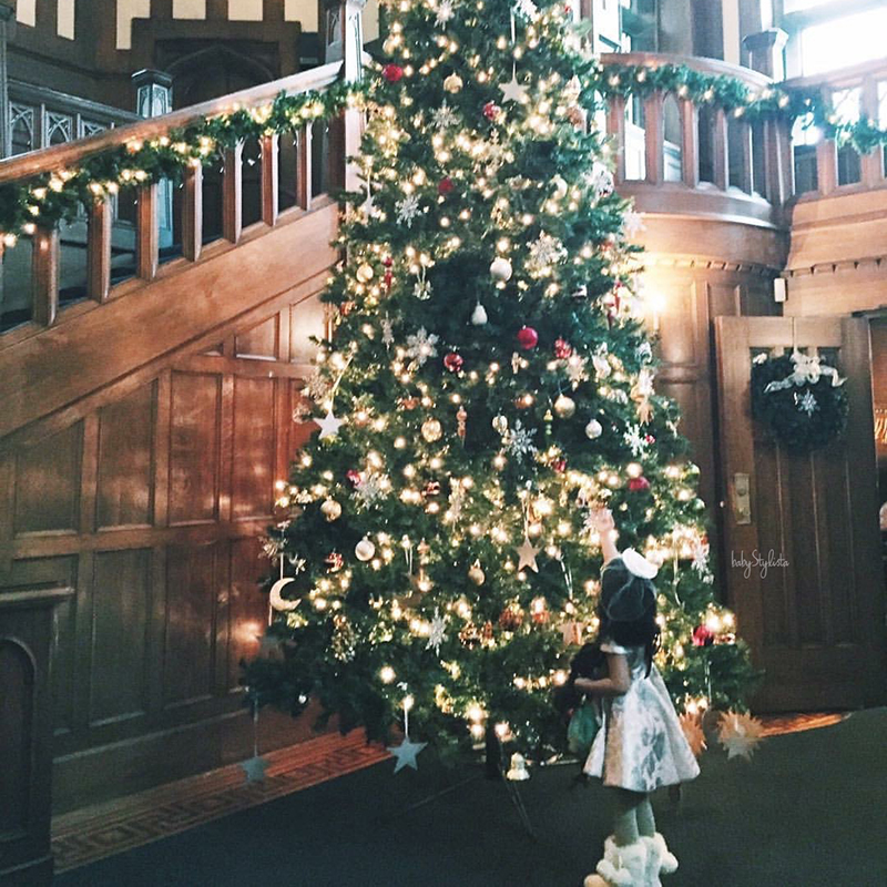 5 Fave Christmas Traditions For The Family :: Vol. 45 #5Faves