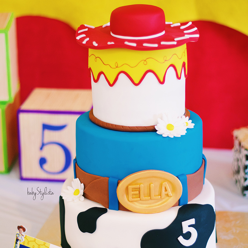 DIY Jessie Toy Story Party FOOD :: On a Budget