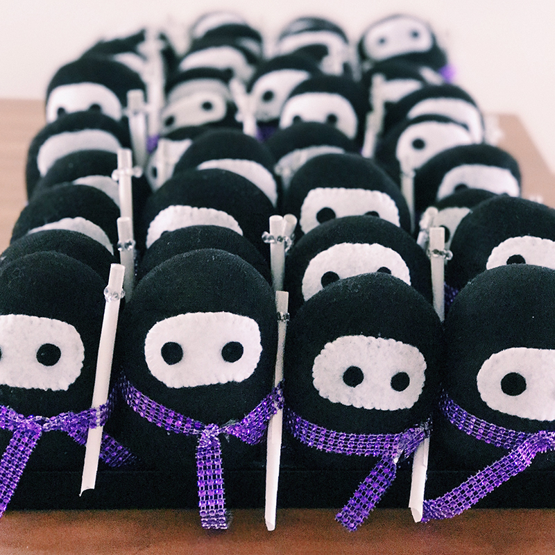 How to Prepare a DIY Ninja Birthday Party on a Budget