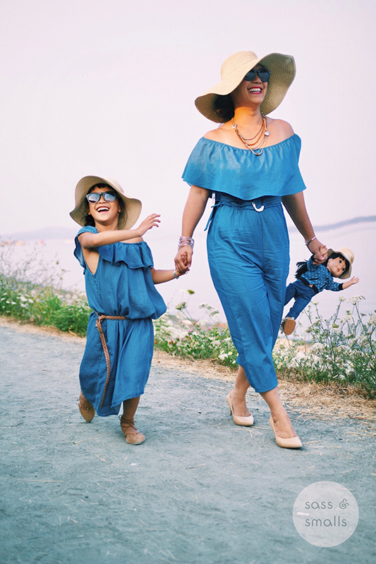My Little Sidekick - A Mother Daughter Relationship www.sassandsmalls.com