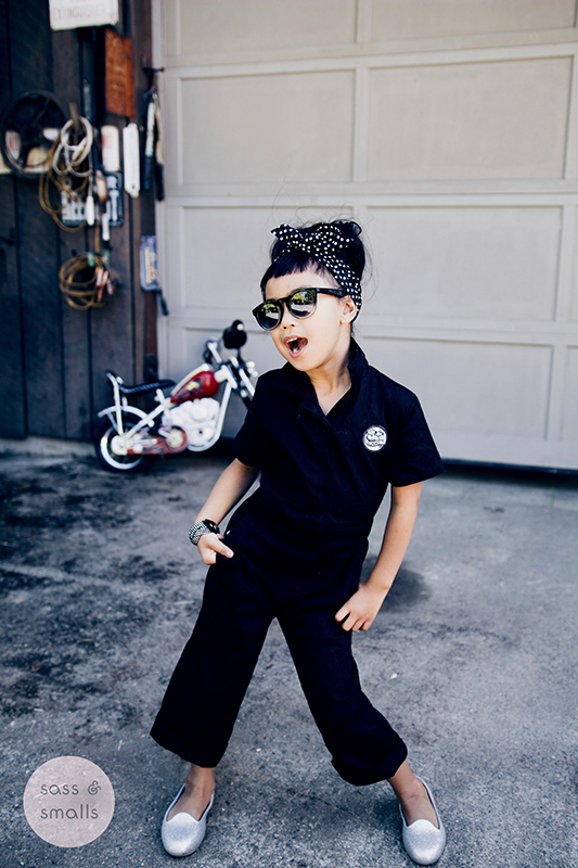 Still a Girl Knuckleheads Grease Monkey Coveralls Giveaway www.sassandsmalls.com