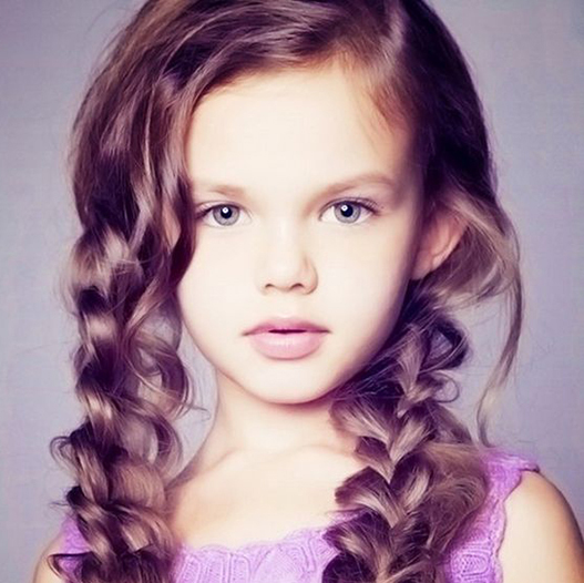 Little Girl Hairstyle Youtube: 5 Fave Stylish Little Girl Hairstyles :: Vol. 38 #5Faves