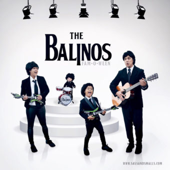 The Balinos aka The Beatles Fam-o-ween Album Collection www.sassandsmalls.com